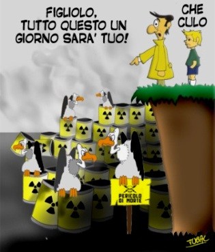 nucleare-scorie-italiane-destinazione-utah